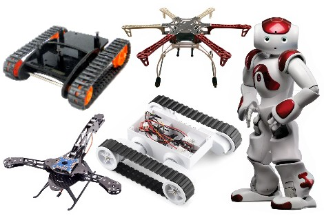 Robot,Chassis,Frames
