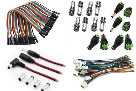 Wire,Connector,Jacks