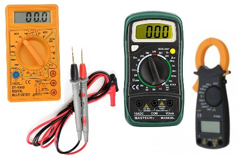 Multimeter and Probes
